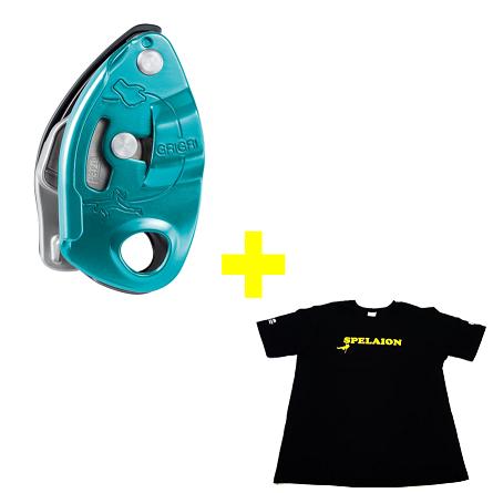 Kit - GRIGRI e Camiseta Spelaion