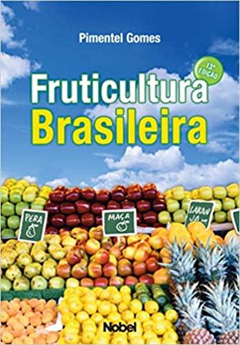 Livro Fruticultura Brasileira
