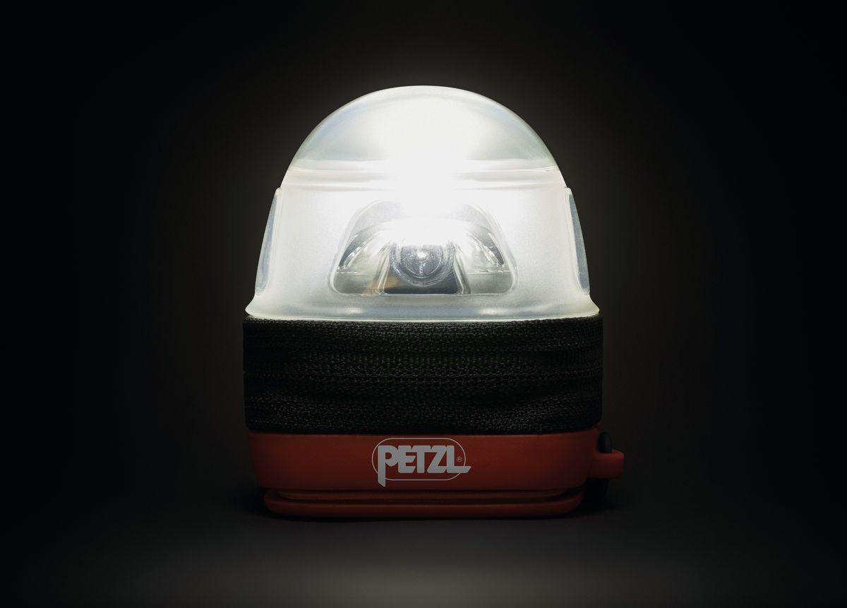 Noctilight - Estojo Difusor de Luz para Lanterna Petzl