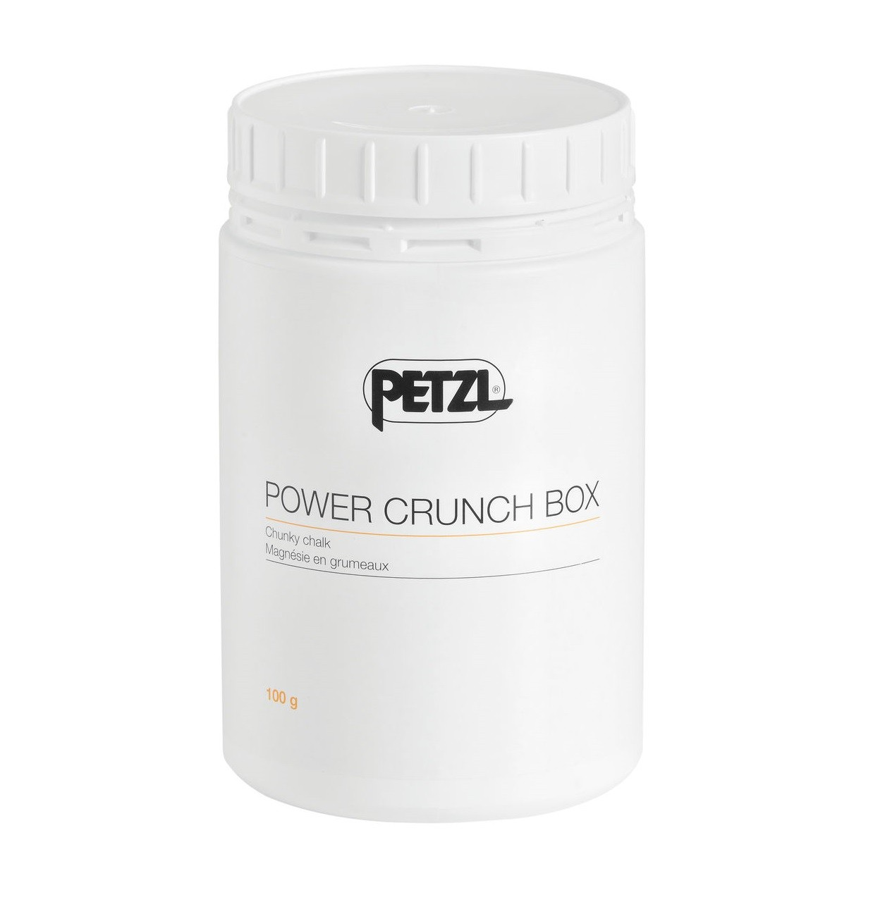Power Crunch Box - Magnésio para Escalada e Crossfit com Caixa 100 g Petzl