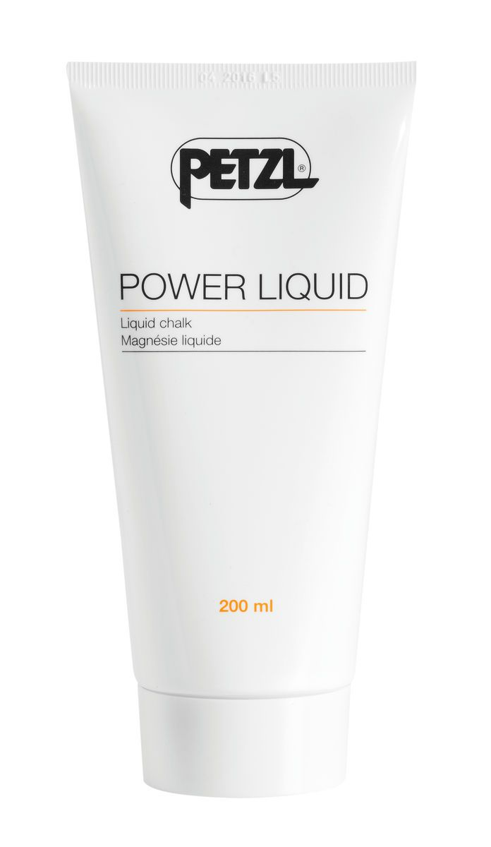 Power Liquid 200 ml - Magnésio Líquido para Escalada e Crossfit Petzl