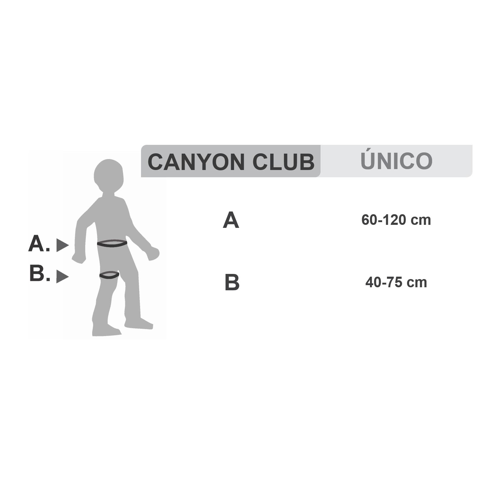 Canyon Club - Cadeirinha para Canyoning Petzl