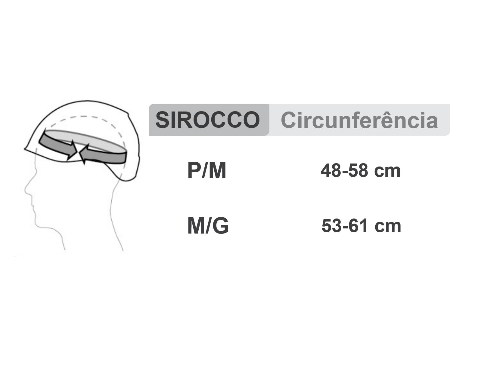 Sirocco - Capacete Ultraleve com Proteção Reforçada Petzl