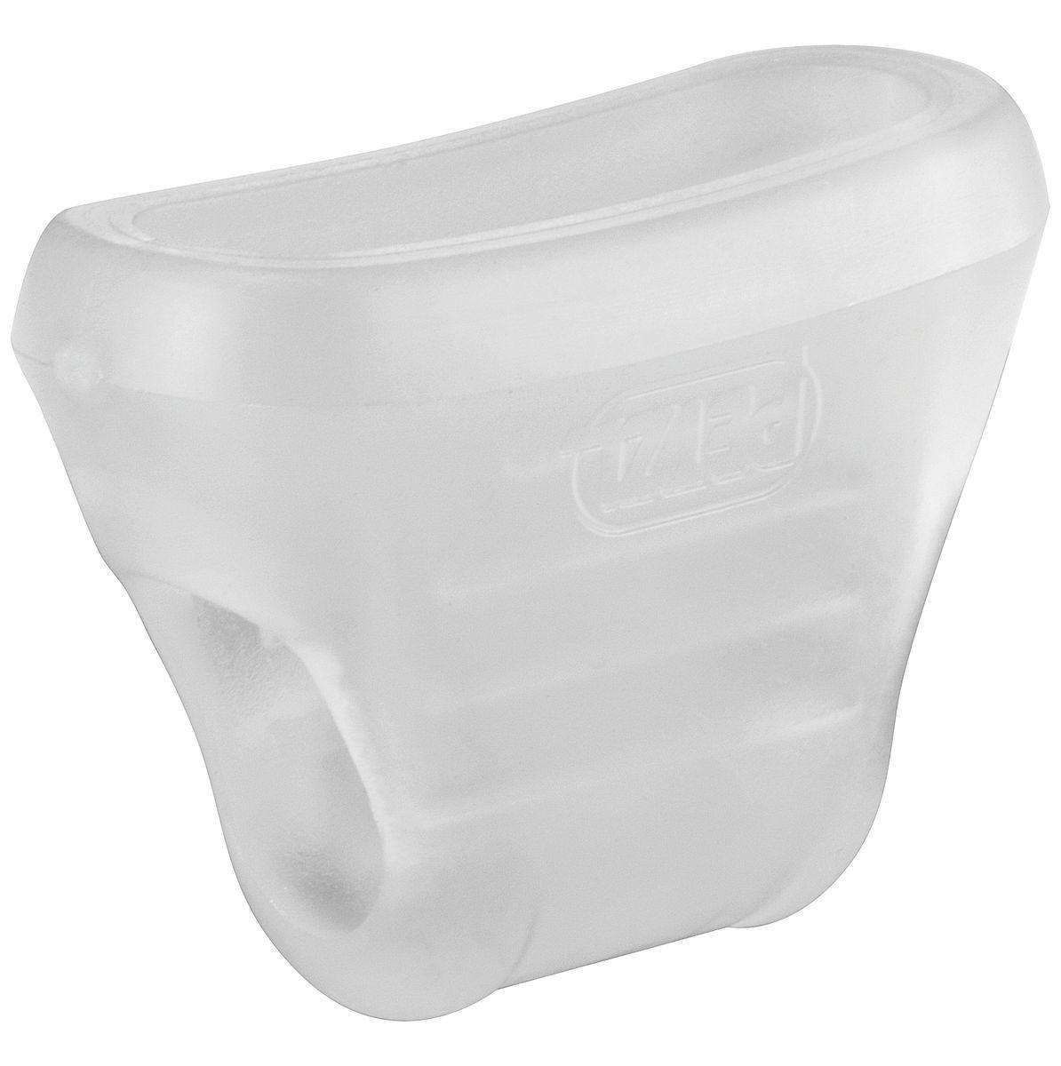 String XL - Acessório Transparente para Manter Mosquetão Posicionado Tam GG (Pacote com 10) Petzl