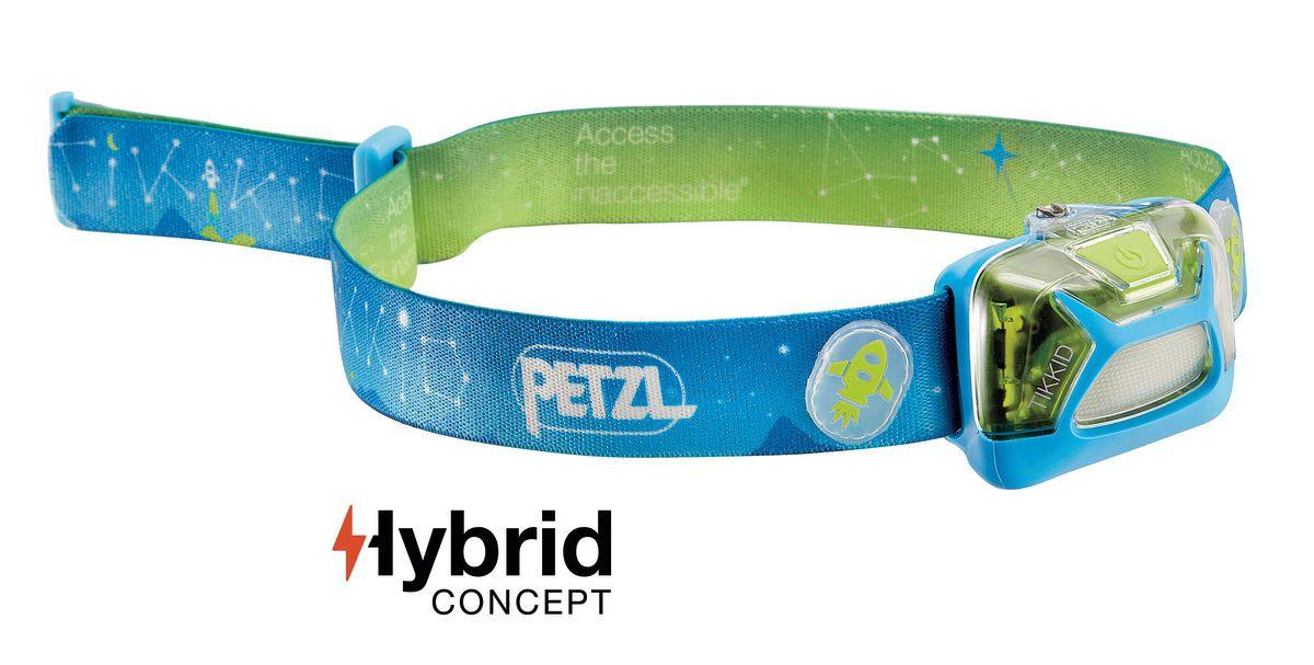 Tikkid - Lanterna De Cabeça/Headlamp Infantil Petzl
