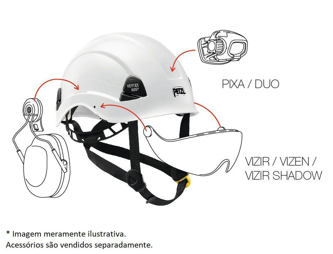Vertex Best - Capacete para Alpinismo Petzl