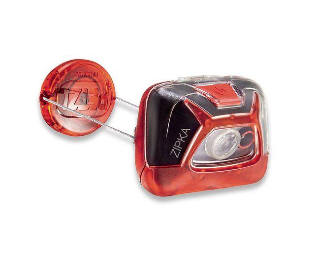 Zipka DIY - Lanterna de Cabeça 200 Lumens Petzl