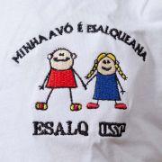 Camiseta INFANTIL minha avó esalqueana