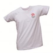 Camiseta Masculina Branca ESALQ