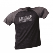 camiseta masculina chumbo MBA ESALQ USP