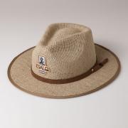 Chapéu de juta novo logo ESALQ