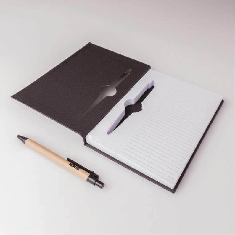 bloco de anotações MBA USP/Esalq (Preto)
