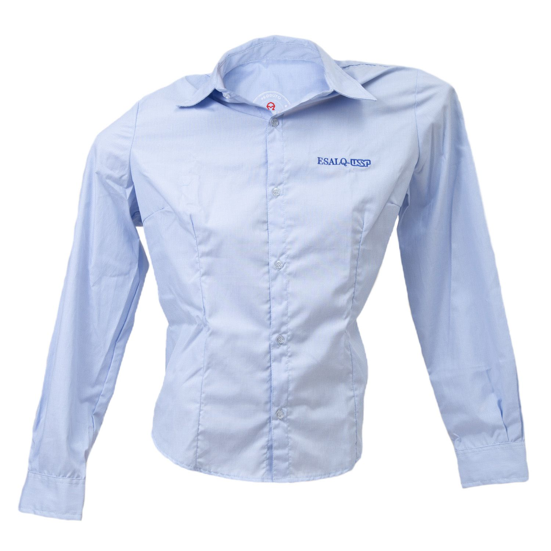 camisa social feminina ESALQ