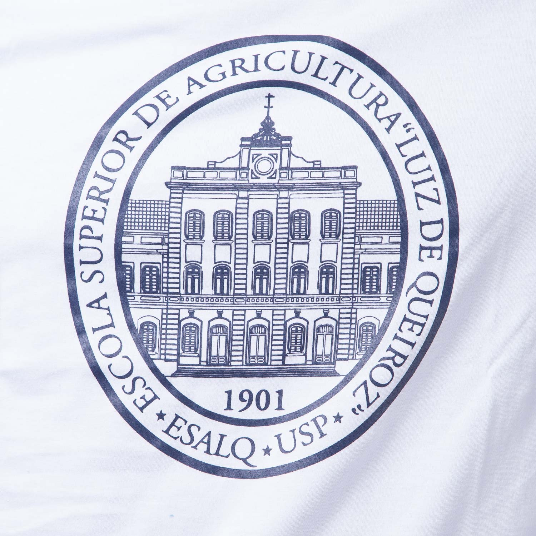 Camiseta meia malha Prédio Central