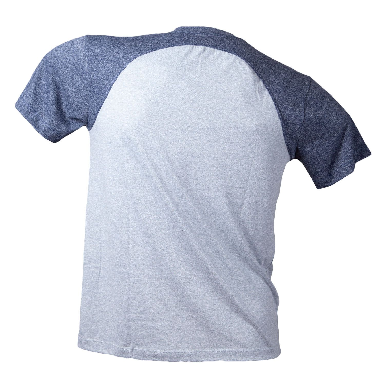 Camiseta mescla metal blue A encarnado Esalq Usp