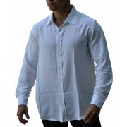 Camisa Viscose Branca