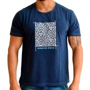 Camiseta Geometric Design