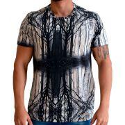 Camiseta Masculina Floresta Negra