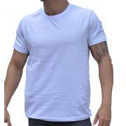 Camiseta Micro Pois - Branca