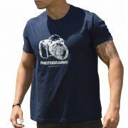 Camiseta Photography - Fotografia