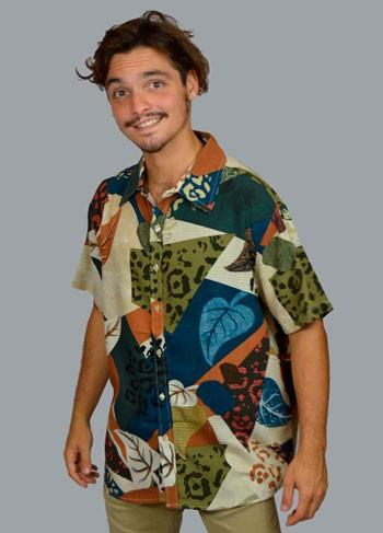 Camisa Viscose Savana