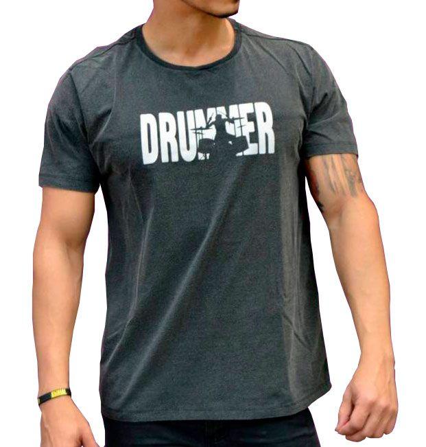 Camiseta Drummer - Baterista