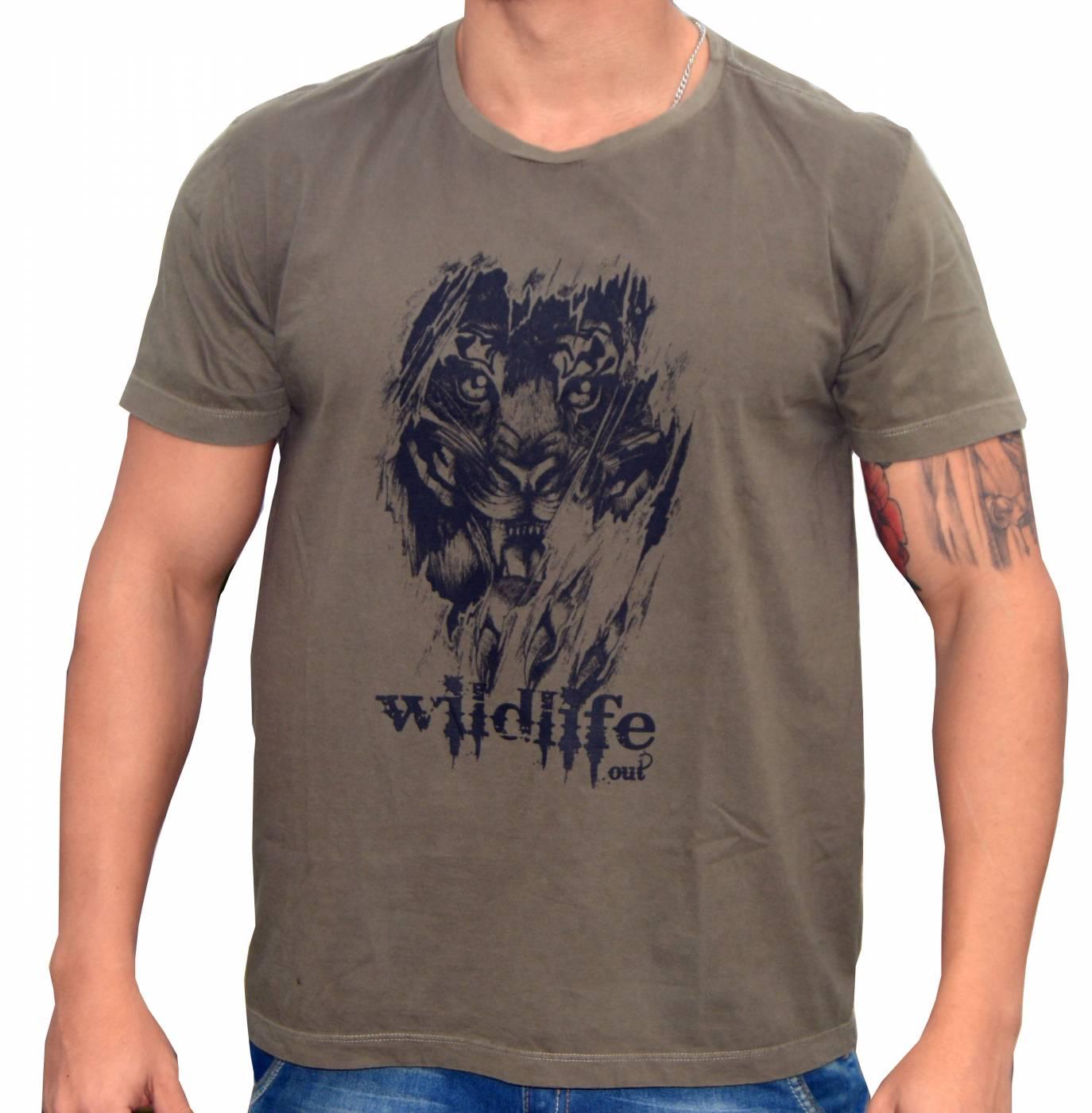 Camiseta Wildlife