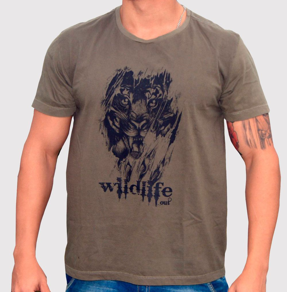 Camiseta Wildlife