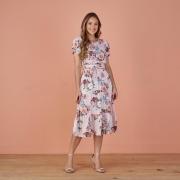 Vestido Iza, Moda Evangélica - Tatá Martello