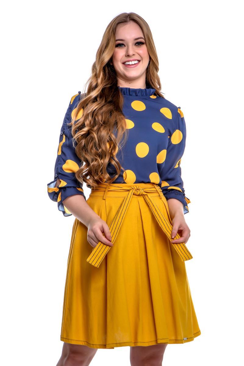 Conjunto Lucy de Póa, Moda Evangélica - Hapuk