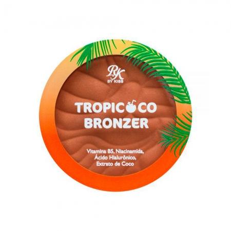 Bronzer Tropicoco Bronzer RK by Kiss New York