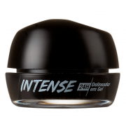 Delineador Gel Intense 24h preto - RK By Kiss