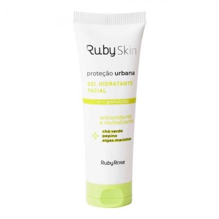 Gel Hidratante Facial Proteção Urbana Ruby Rose