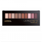 La Palette Nude 2 eyeshadows - L'Oréal