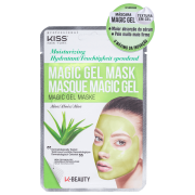 Máscara Facial Magic Gel Aloe - Kiss New York