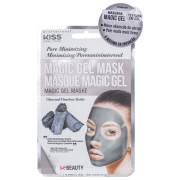 Máscara Facial Magic Gel Carvão - Kiss New York