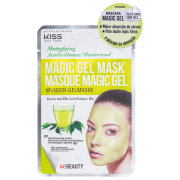Máscara Facial Magic Gel Chá Verde - Kiss New York