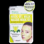 Máscara Facial Magic Gel Chá Verde - Kiss New York
