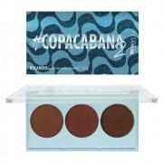 Paleta Contorno Beauty #CopaCabana 2 - Boca Rosa