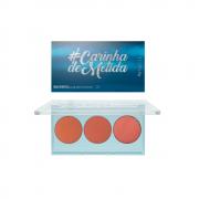 Paleta De Blush #Carinhademetida AZUL Boca Rosa Beauty by Payot