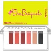 Paleta de Sombras #Bembasiquinha - Boca Rosa