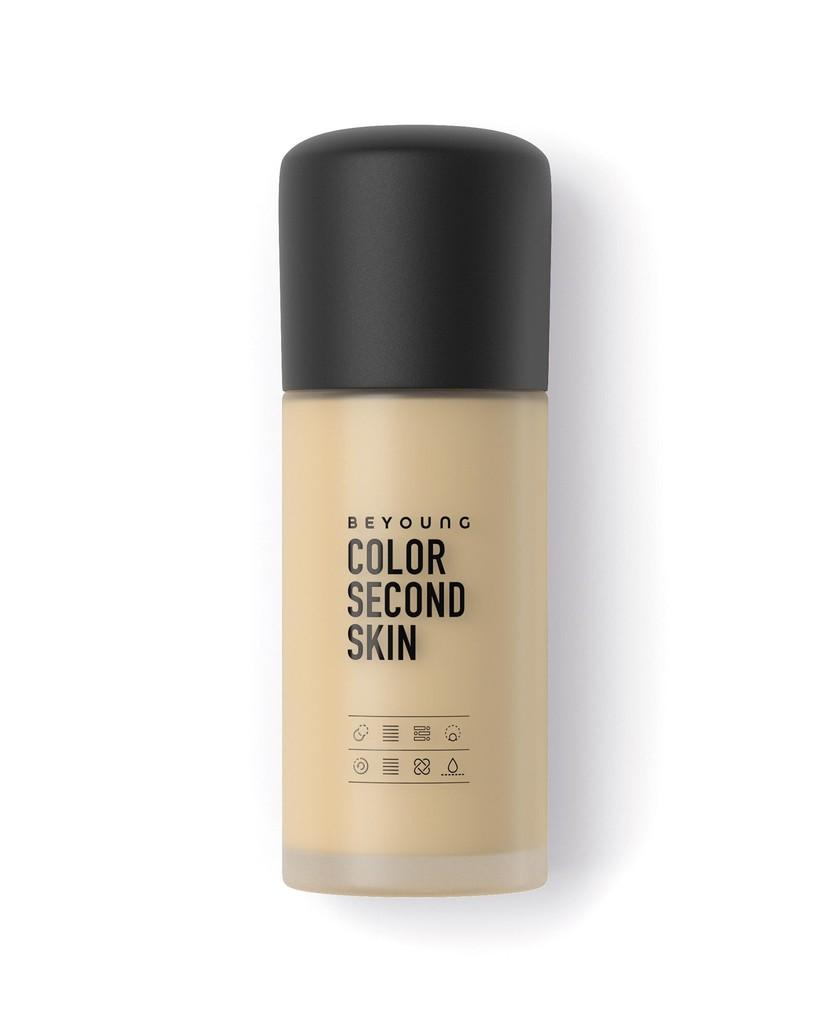 Base Color Second Skin - Beyoung  - Caroline Gil Cosméticos