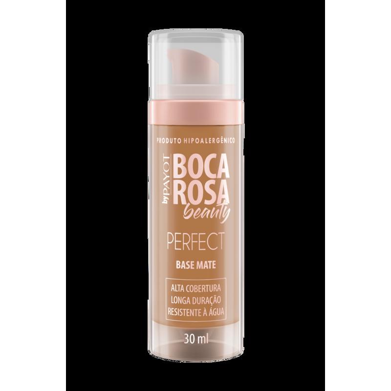 Base Mate Boca Rosa Beauty by Payot  - Caroline Gil Cosméticos