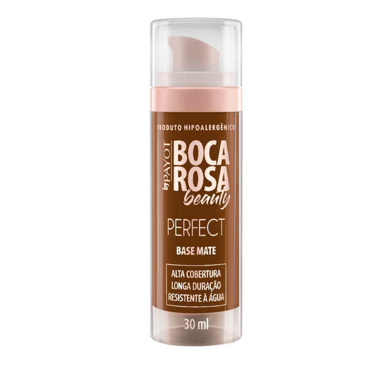 Base Mate Boca Rosa Beauty by Payot  Fernanda