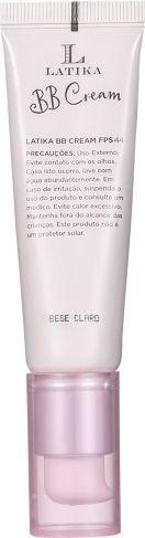BB Cream Clareador spf 44 - Latika  - Caroline Gil Cosméticos