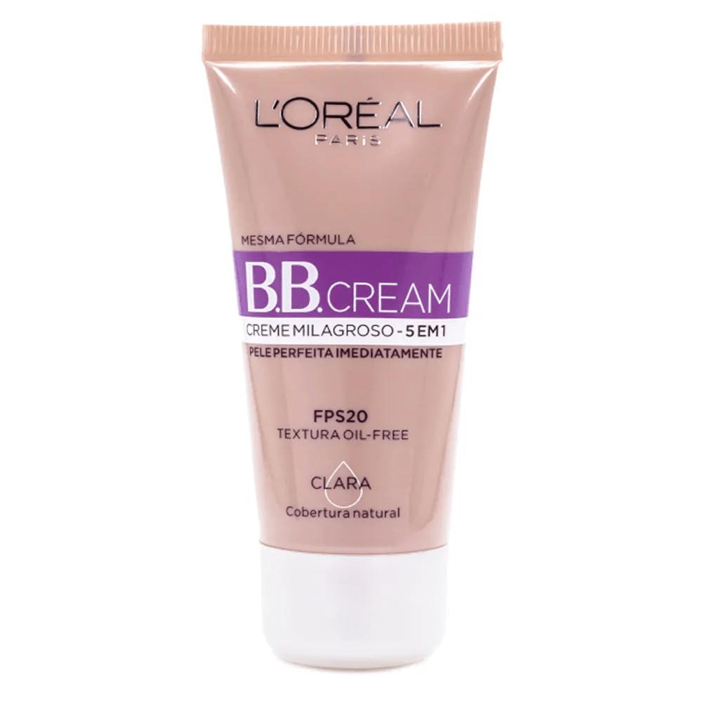 BB Cream Creme Milagroso 5 em 1 FPS 20 - L