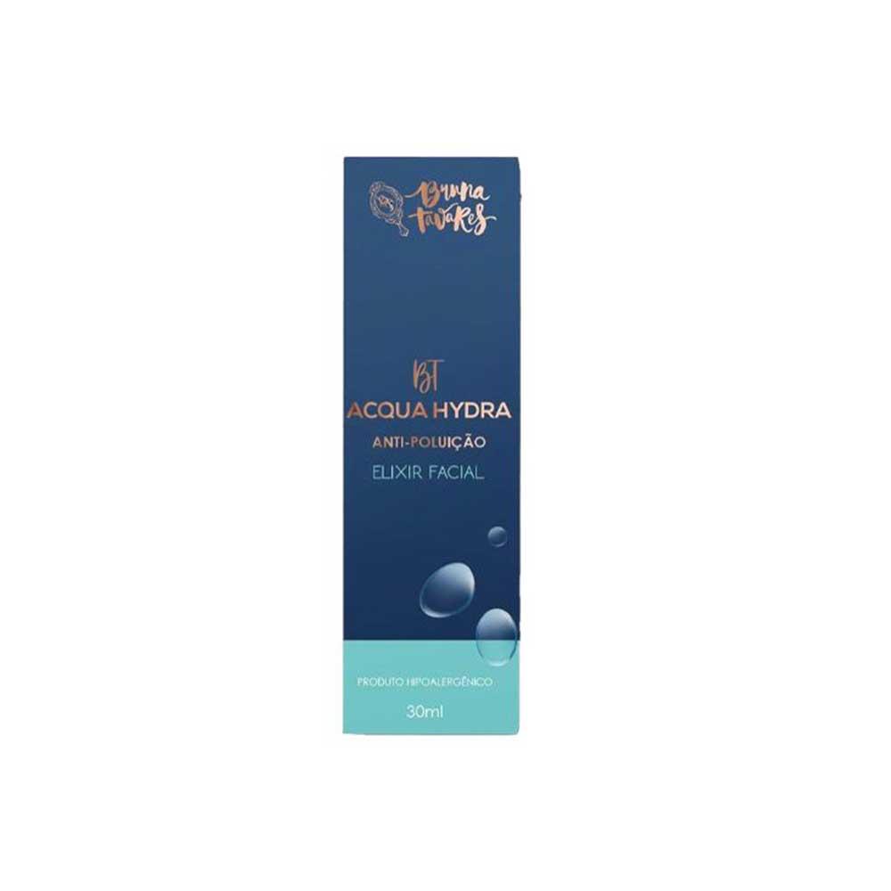 BT Acqua Hydra Antipoluição Elixir Facial - Bruna Tavares  - Caroline Gil Cosméticos