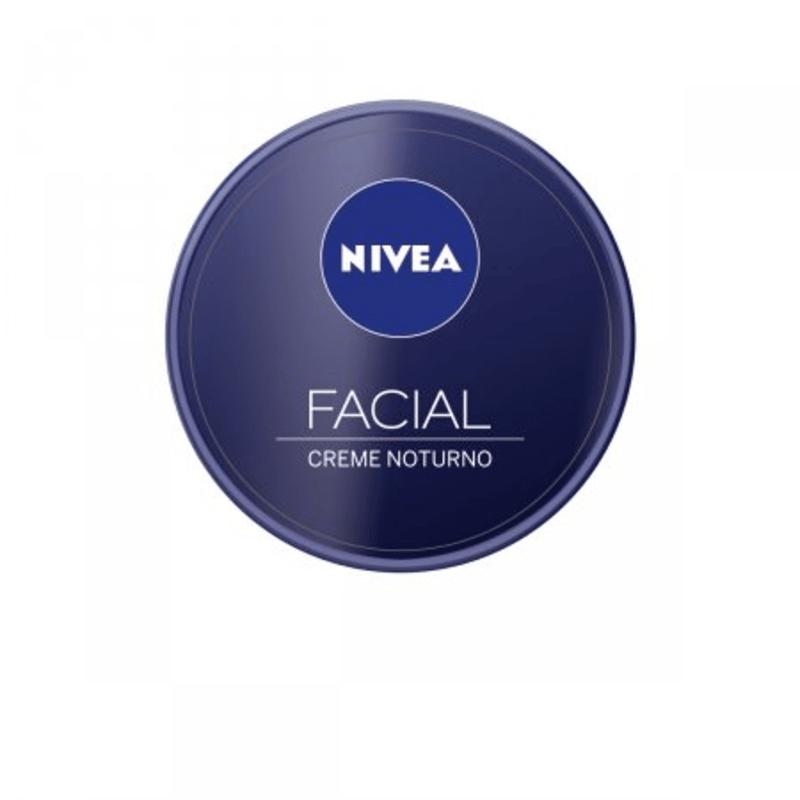 Creme Facial Nivea Noturno 100g - Nivea  - Caroline Gil Cosméticos
