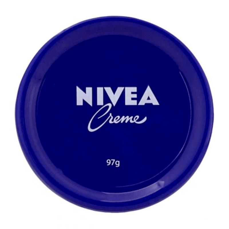 Creme Hidratante Pote 97g - Nivea  - Caroline Gil Cosméticos