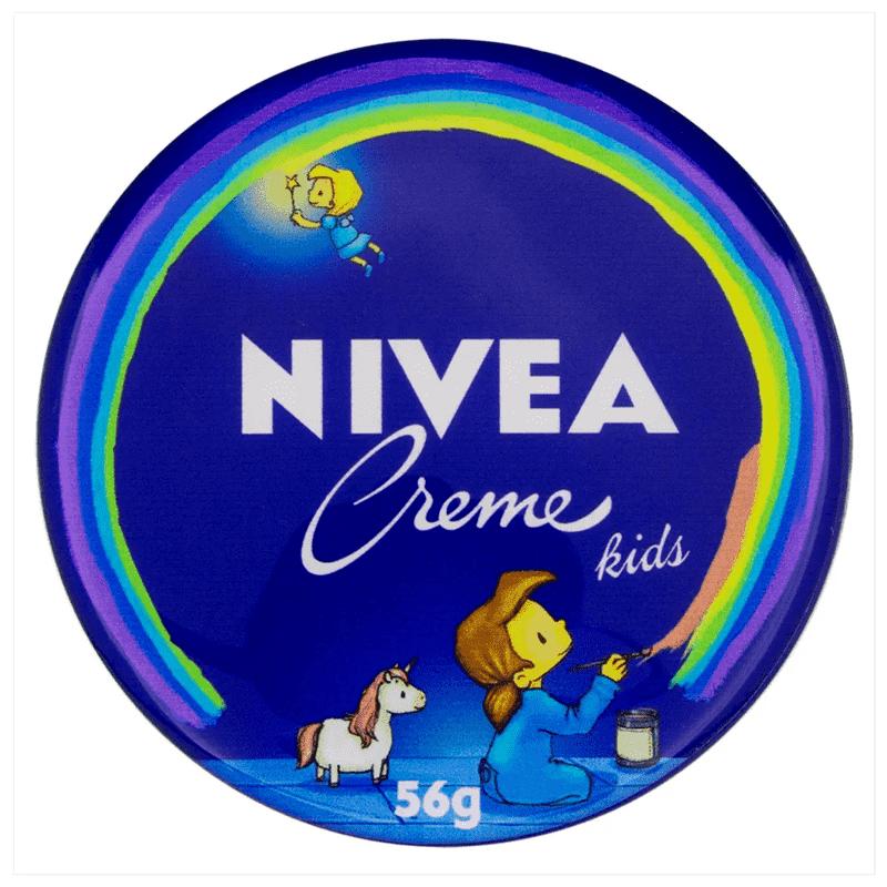 Creme Kids 56g - Nivea  - Caroline Gil Cosméticos